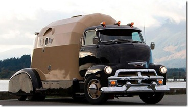 John Lynch custom Chevy camper