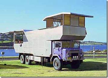 Trilevel truck