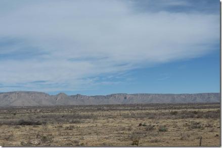 Distant Mountain views