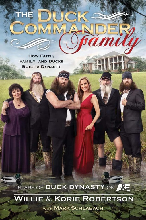 Duck Dynasty Family