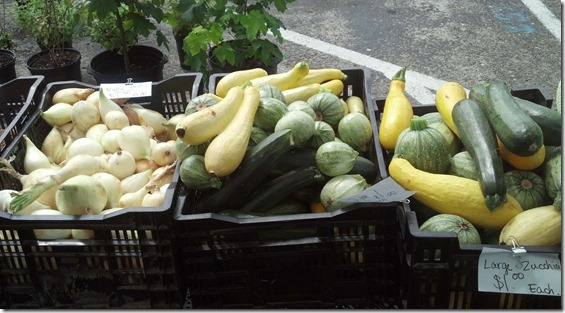 Astoria market produce