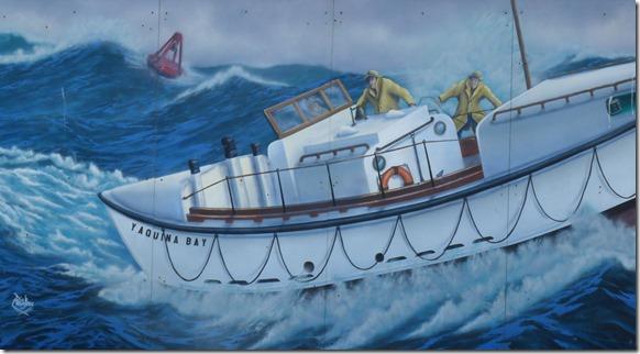 Dory mural