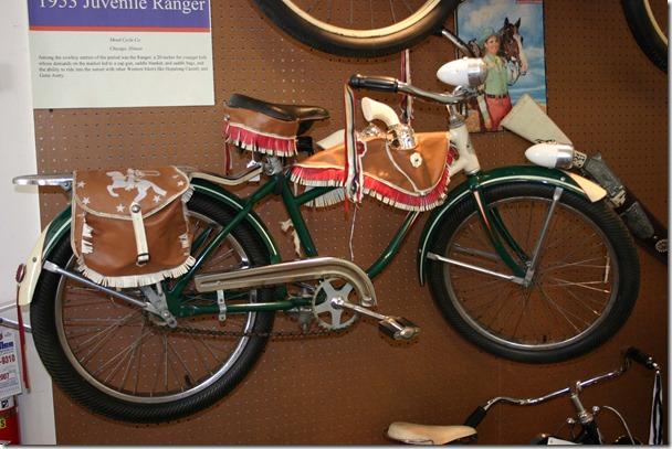 Hopalong Cassidy bike