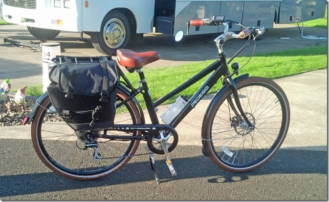 Pedego bike 2