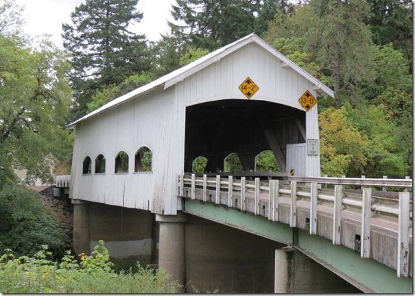Rochester covered bridge