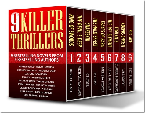 Killer Thrillers