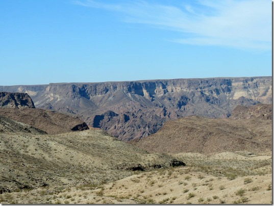 Rugged mountains 3