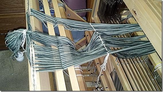 Warping loom
