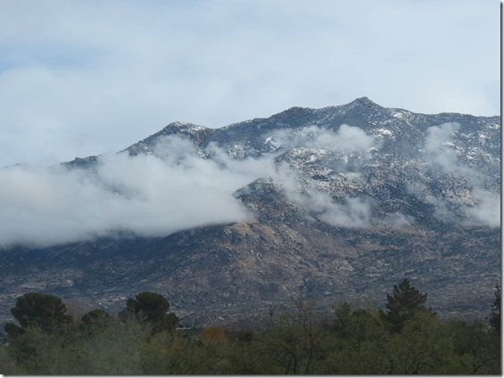 Mountain clouds 3