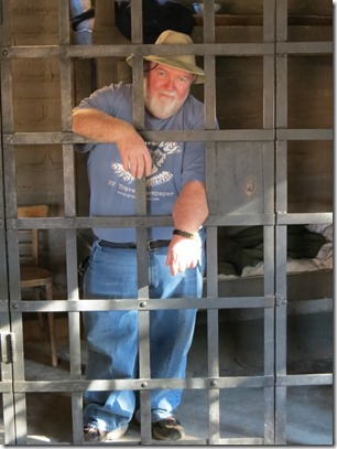 Nick in jail