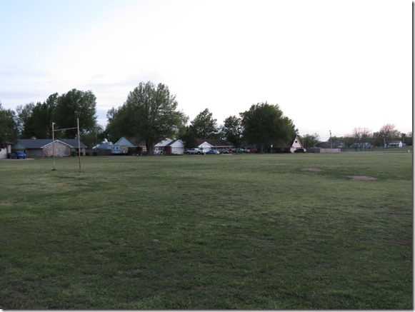 Claremore Elks ballfield