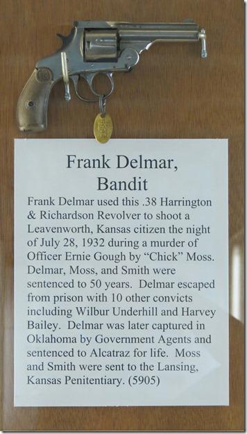 Frank Delmar gun
