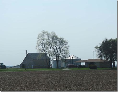 Tidy Indiana farm