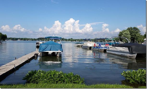 Simonton Lake