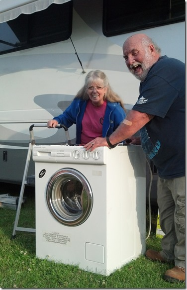 Terry Greg old washer