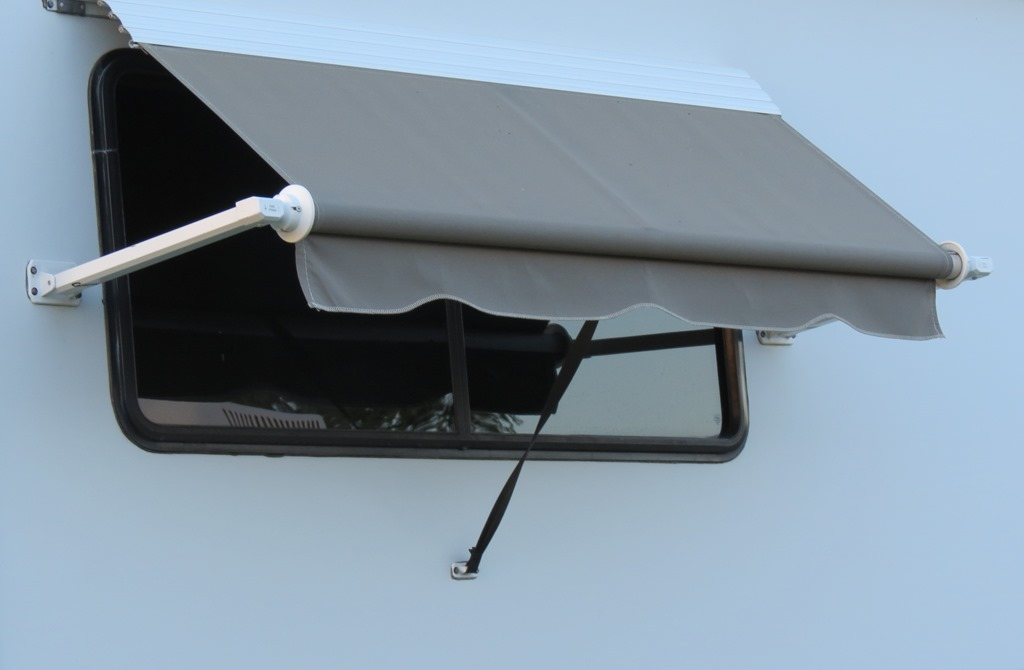 Original Motorhome Awnings  Recreational Vehicle Awnings  RV Awnings