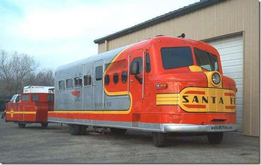 Locomotive RV