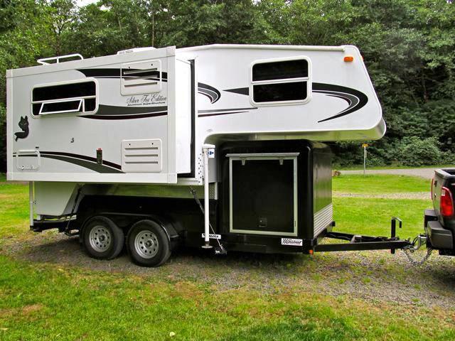 Slide In Camper On Pinterest Hybrid Trucks Arctic Fox