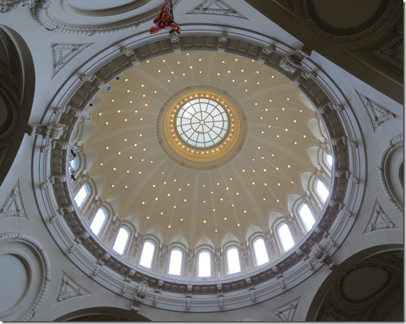 Chapel Dome inside