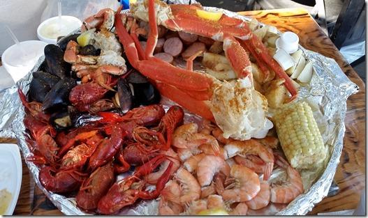 Crab Shack boil