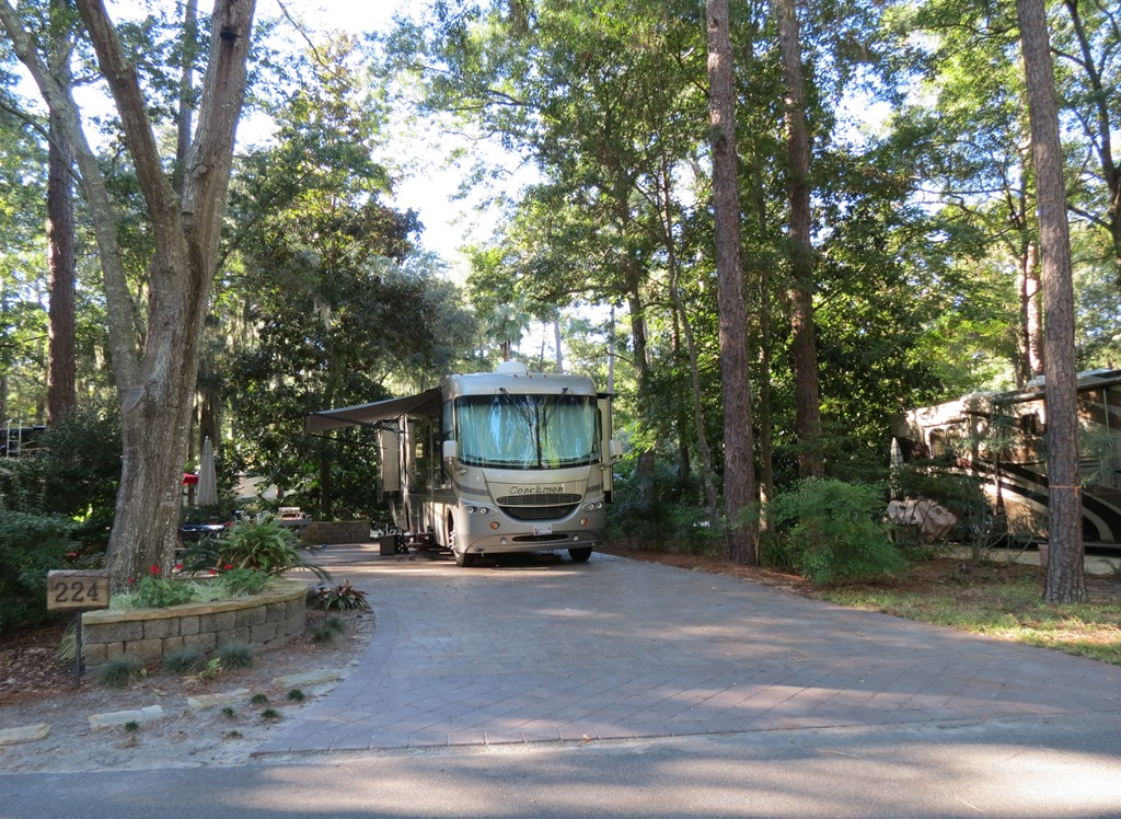 Rv Resort On Hilton Head Island