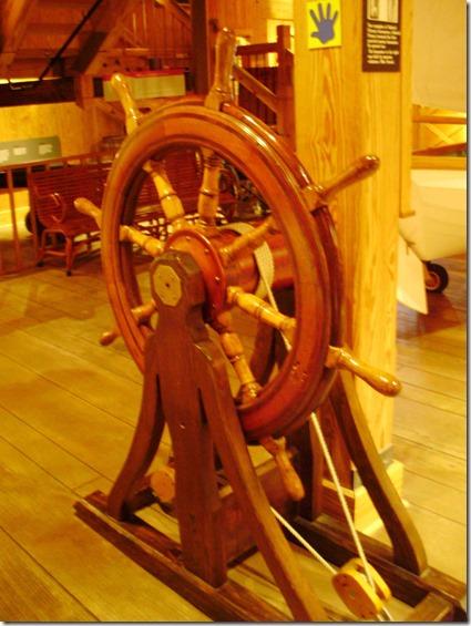 Ship wheel 2