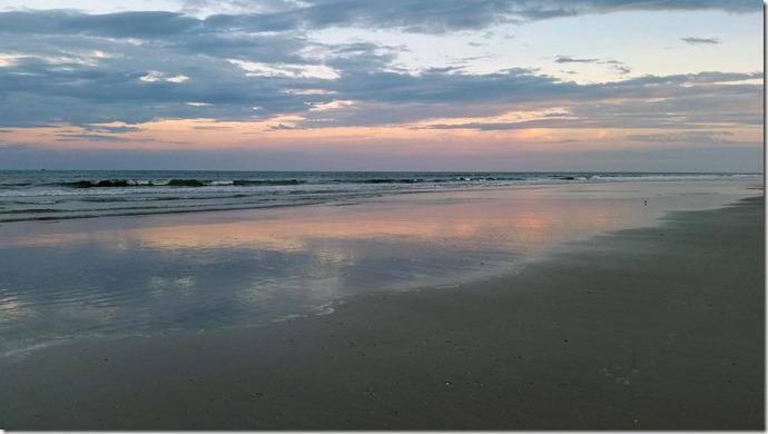 St Augustine beach pretty