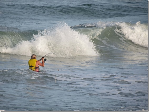 Surf fisherman 2