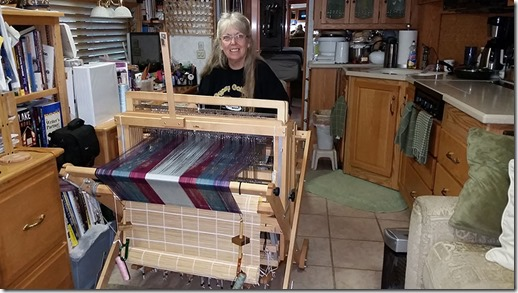 Terry at loom small