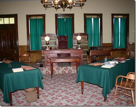 Judge parker courtroom 3