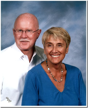 Rick and Cherry Trininty Lutheran member book