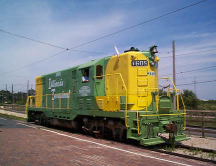 Illinois Railroad Museum