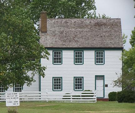 Doctor Mudd house