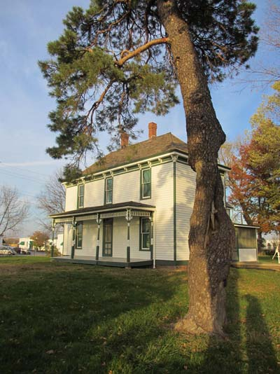 Truman farm