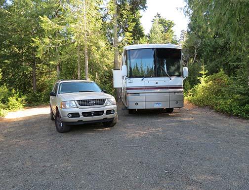 Winnie Florence Elks Campground small