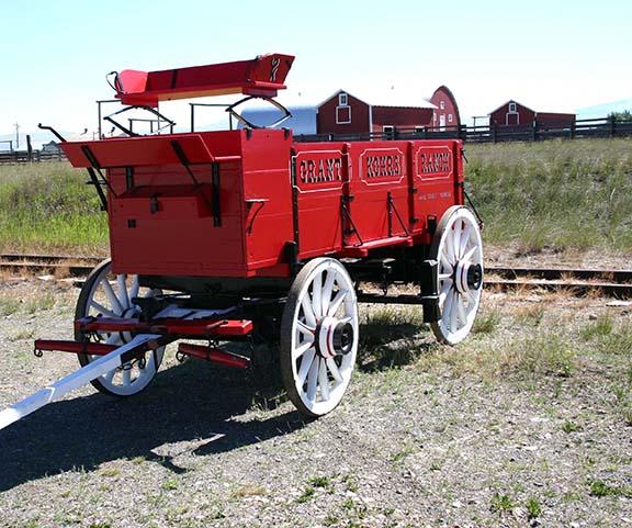 grant kohrs wagon 2