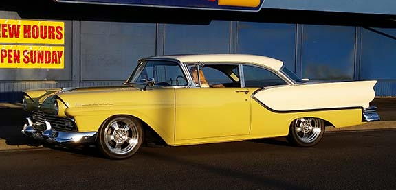 57 Ford small