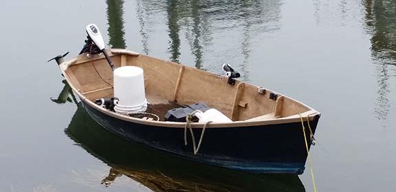Ilwaco boat small