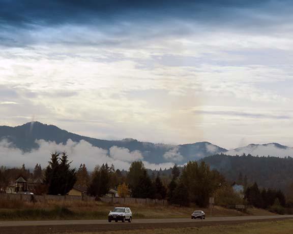 Foggy Oregon small