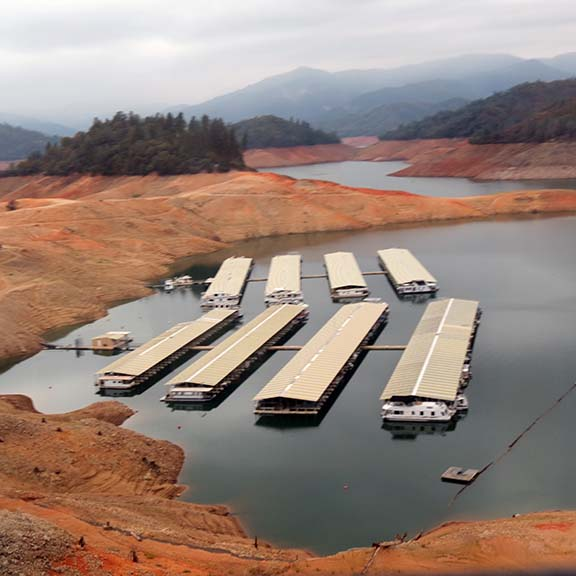 Shasta Lake small