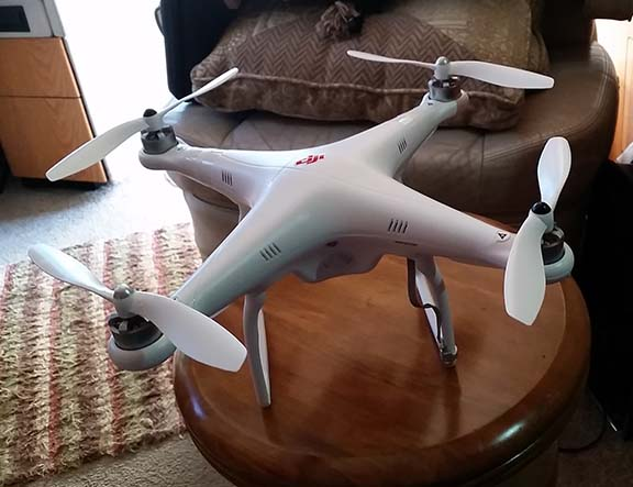 DJI Phantom small