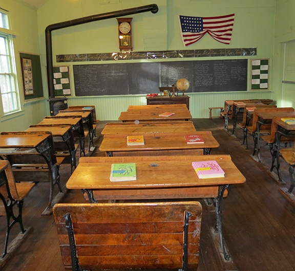 Schoolroom small
