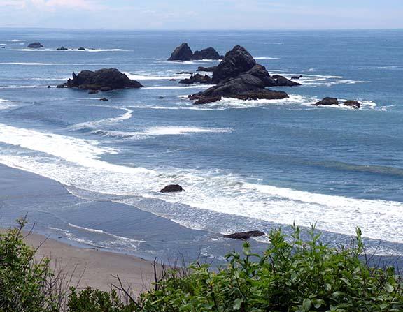 Coastal view 6