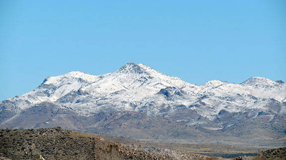 Snow on mountains 2 small