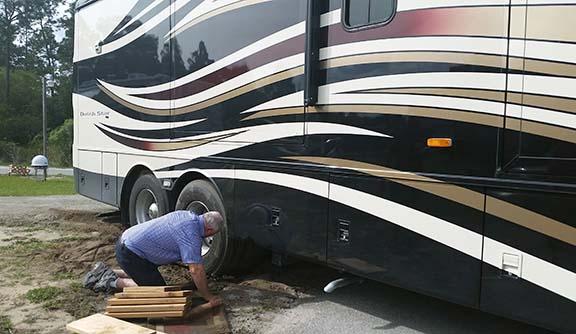 Stuck coach small