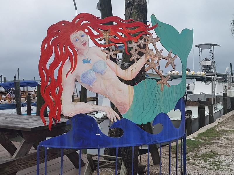 Star Fish Mermaid
