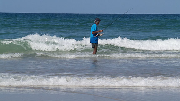 Surf fisherman small
