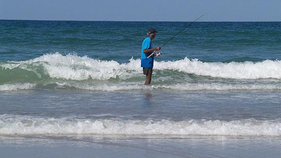 Surf fisherman small