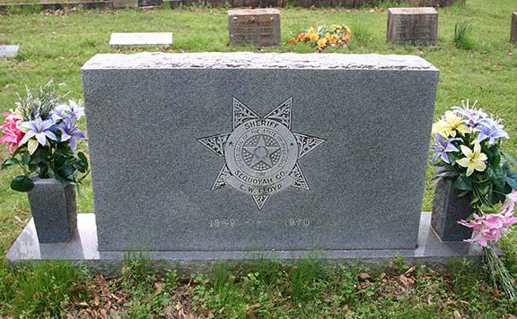 sheriff floyd grave 2