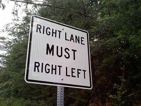 Right Left